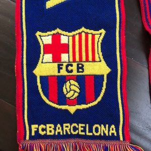 Accessories - Official FC Barcelona Scarf